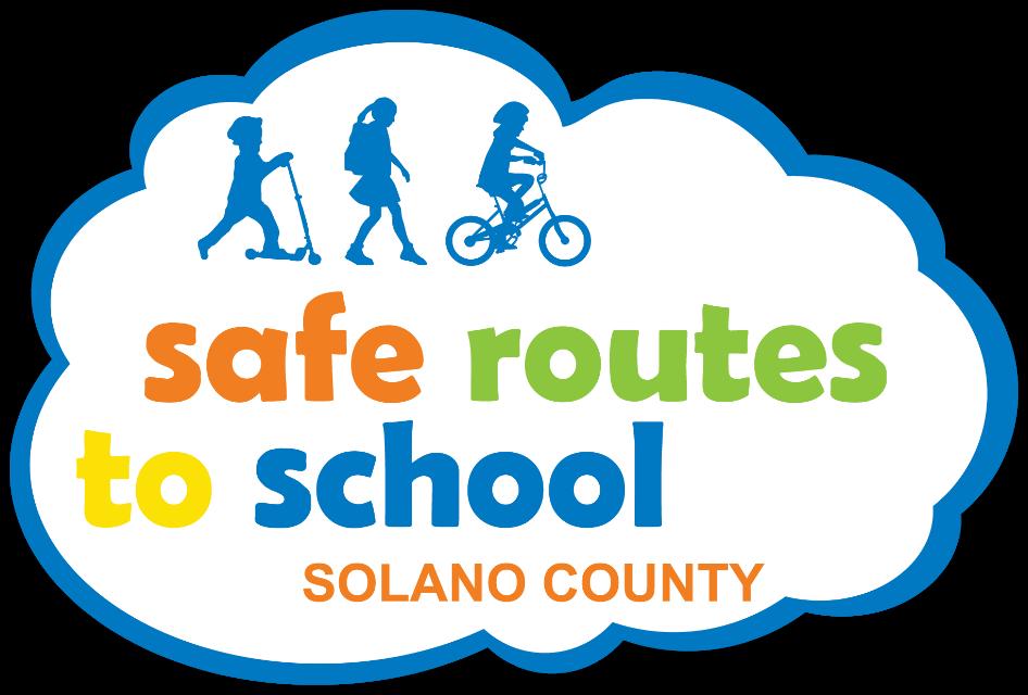 Solano Safe Routes to School Logo