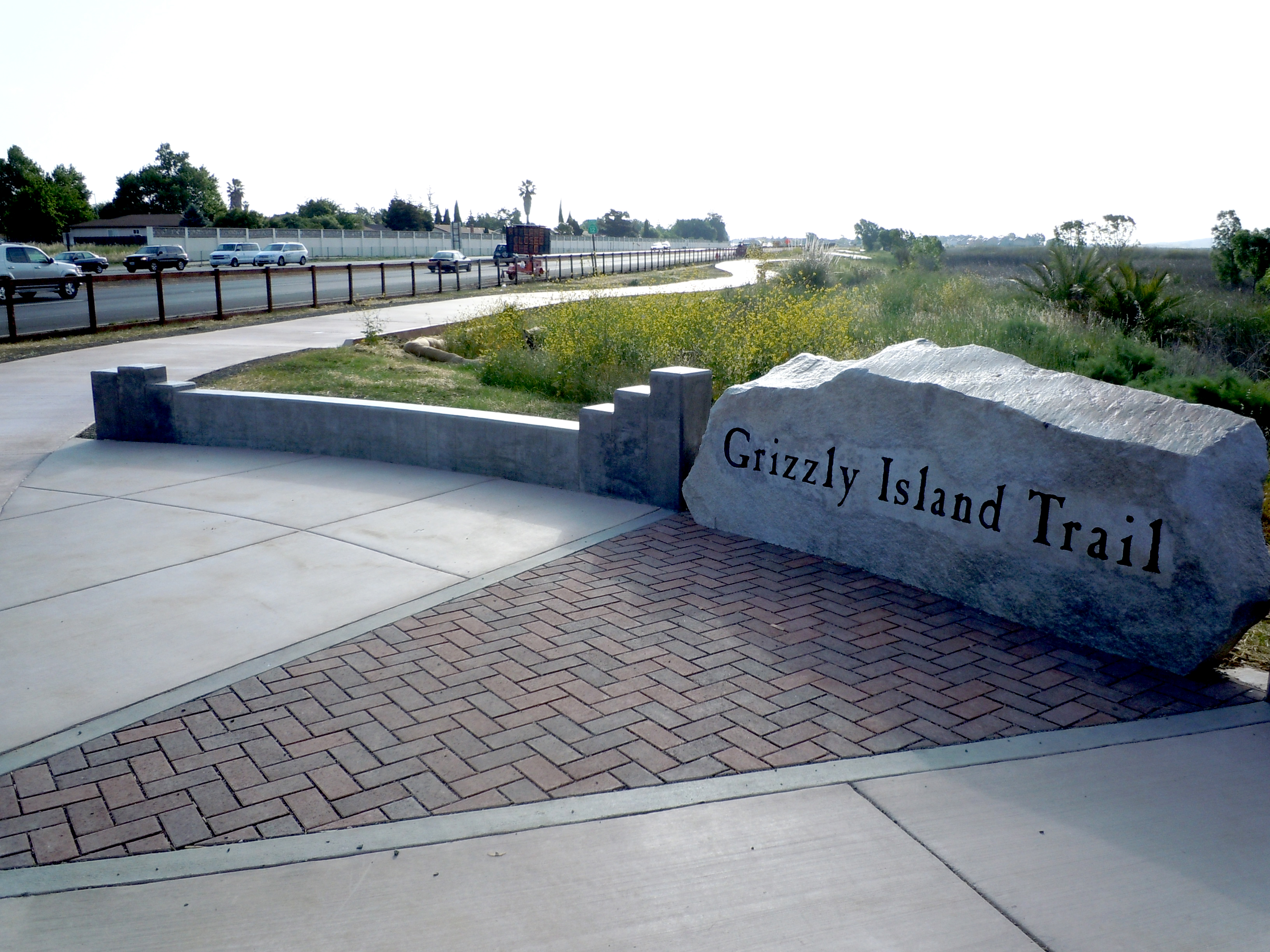 Grizzly Island Trail