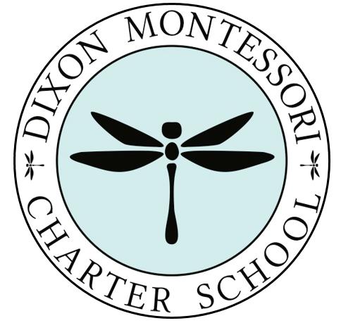 Dixon Montessori Charter School Logo
